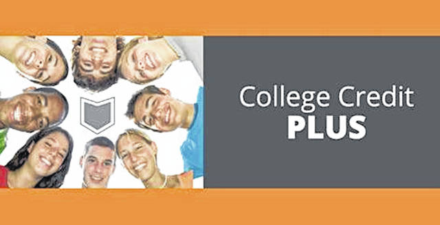 Students can earn college credit while they are still in high school.