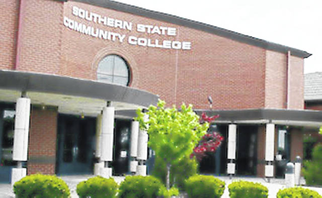 Southern State Community College's north camus at 1850 Davids Drive in Wilmington is pictured.