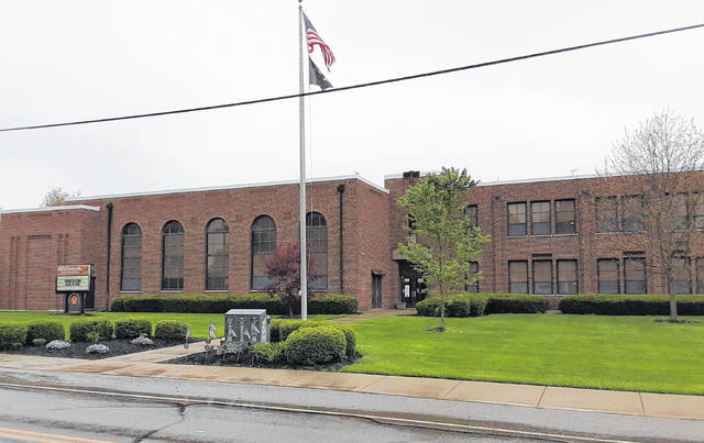 Whiteoak Jr./Sr. High School, one of the two schools in the Bright Local School District, will see a state funding reduction of about $129,000 due to Gov. DeWine's $335 million cutback in school operating costs.