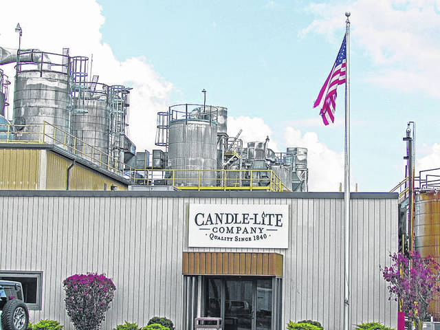Candle-lite in Leesburg announced Thursday that it plans to add a third shift and 113 full-time employees.