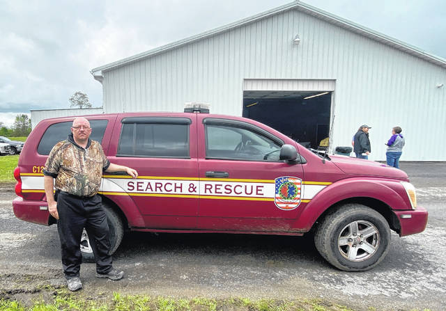 EMT and trained Rescue 101 volunteer Jeff Liston told The Times-Gazette that the search for 18-year-old McClain senior Madison Bell has received more community support than any of the other searches he's participated in.