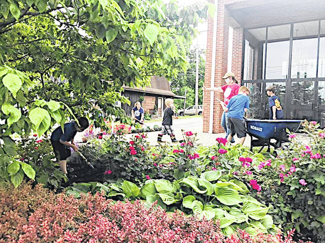 On Monday, June 8, Hillsboro Cub Scouts Pack 37 completed a service project to benefit the Hillsboro First United Methodist Church. The Pack uses this facility for both its Den and Pack meetings. Approximately 25 Scouts showed up ready to help. During the project the Scouts practiced social distancing and some wore face coverings as well. The Scouts had a great time and took pride in readying the church for worship services. If you would like information about becoming a Cub Scout, check Facebook under Hillsboro Cub Scouts Pack 37. The Pack is active and would like to keep growing.