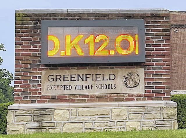The Greenfield Exempted Village School District has scheduled information sessions for Aug. 5 and Aug. 12.