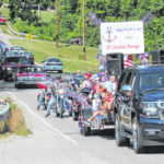 Rocky Fork Lake Fourth of July Parade