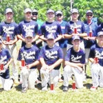 Dickey Group claims Pony League title