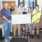 Cruisers donate to VFW Veterans Relief Fund