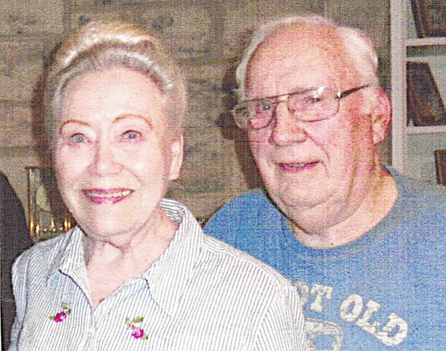 William and Carmen (Stroemer) Bourne will celebrate their 65th wedding anniversary on Aug. 20, 2020. They had two children, Laura (Brian) Johnson and the late Steven Bourne; three grandchildren, Tim Johnson, Michael Johnson and Tyler Bourne; and one great-granddaughter, Avelynn Bourne.