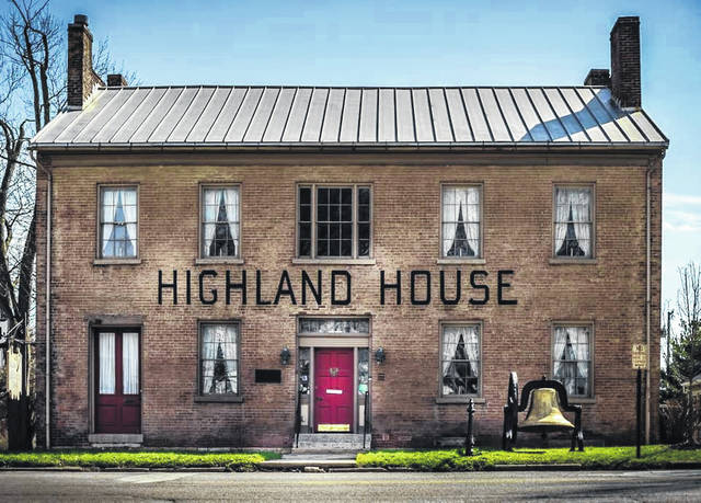 The Highland County Historical Society is hosting a summer bazaar event on Saturday, Aug. 15 at the Highland House, located at 151 E. Main St. in Hillsboro.