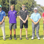 Mycroft, Potts, Parry All-FAC in golf