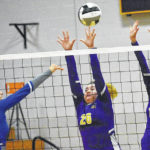 MHS wins in soccer, falls in volleyball