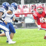 Indians fall to state-ranked Jackson
