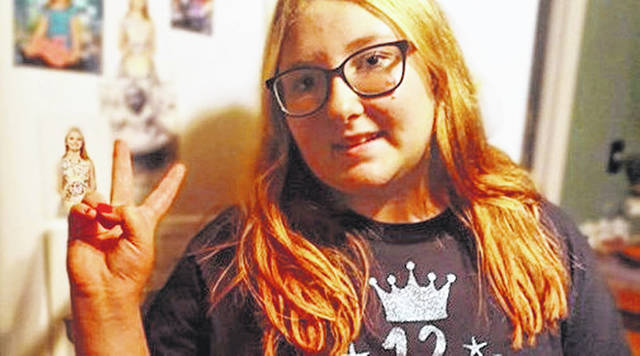 Teagan Bignello, an eighth-grader at Hillsboro Middle School, will have open heart surgery to replace her aortic valve next month.