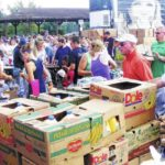 Ministry helps the hungry