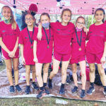 HMS girls capture FAC cross country title