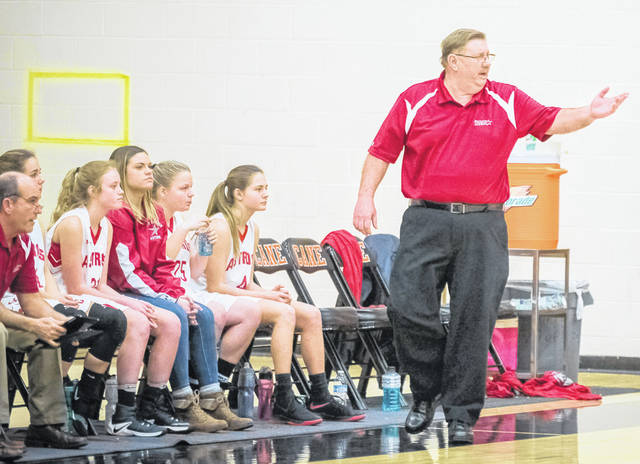 Jeff Craycraft was beginning his fourth season as the varsity girls basketball coach at East Clinton High School. He died unexpectedly Tuesday morning.