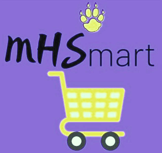 This is the logo for the MHSmart program at the Greenfield Exempted Village Schools.
