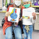 Greenfield school celebrate Thanksgiving