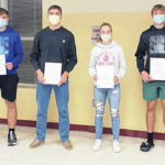 McClain athletes honored by Greenfield School Board