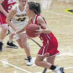 Lady Indians fall to Trace