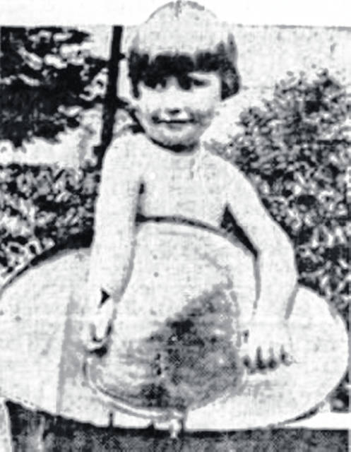 This is a picture of a young Nancy Ellen Keys.
