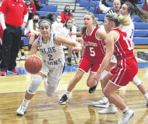 Lady Indians rally late at WCH