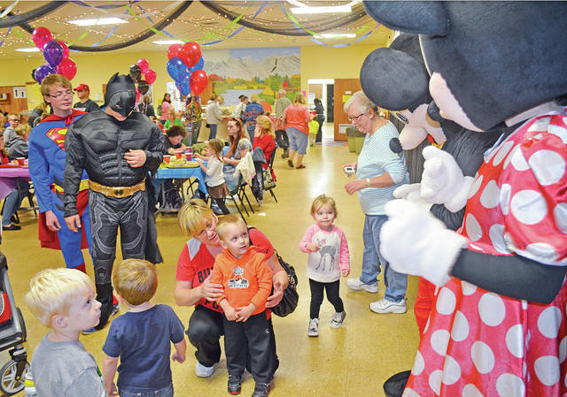 The annual Cookies With Characters fundraiser usually held in October was one of many events that had to be cancelled this year at the Highland County Senior Citizens Center.