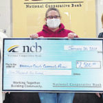 HCCAO receives NCB donation