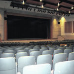 First HHS auditorium peak
