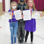 Buckskin students graduate from DARE