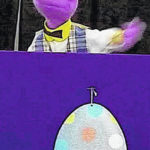 New Vienna Easter puppet show, egg hunt
