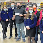 McClain FFA Chapter receives donation