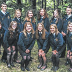 McClain FFA is a gold-rated chapter