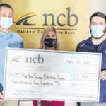 NCB donates to Butler Springs