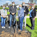 Community of Greenfield celebrates Arbor Day