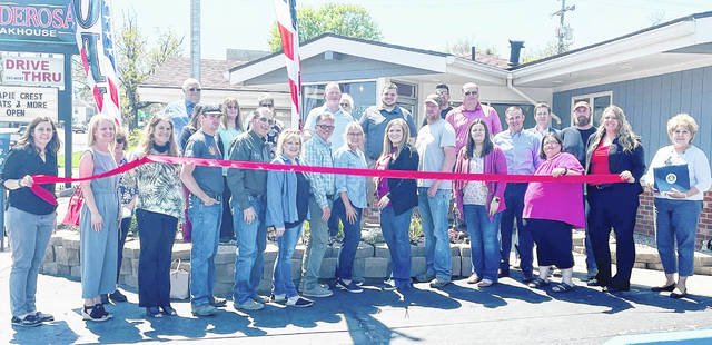 Maplecrest Meats & More celebrated its grand opening this week with the Highland County Chamber of Commerce, family, friends and members of the community.