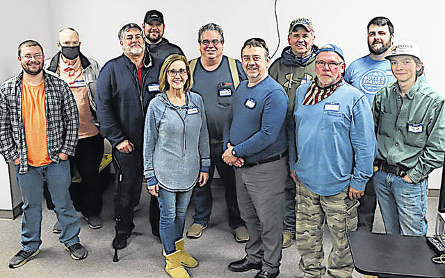 Pictured are the recent graduates of the Highland County Amateur Radio Association Inntroduction to Amateur Radio class.