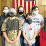 Silver Spurs 4-H Club elects officers