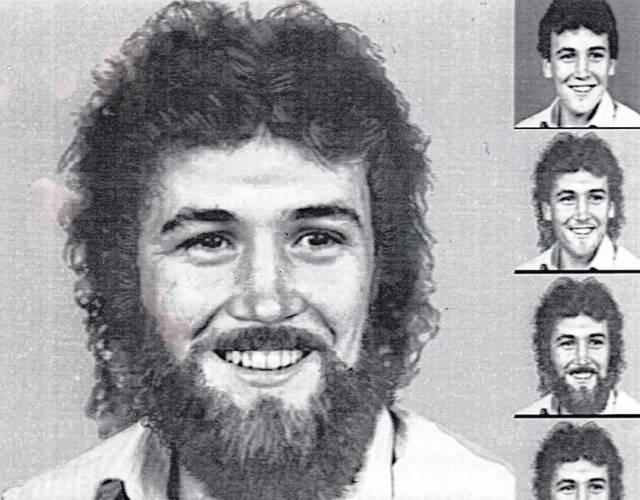 These age-progressed photos of Wade Tackett show what he may have looked like as the years passed.