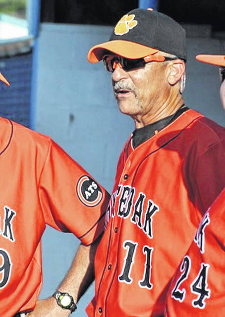 Whiteoak baseball coach Chris Veidt recorded his 400th victory with the Wildcats on April 1.