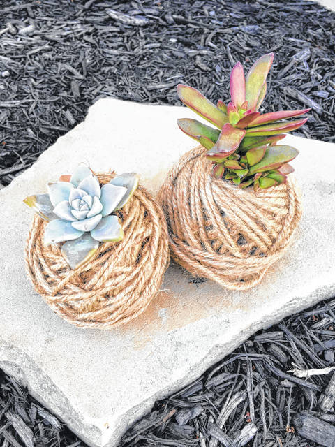 Readers can share handmade items for the feature called Buckeye Love in an upcoming Salt magazine.