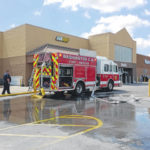 WCH Walmart evacuates people due to fire