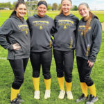 Lady Mustangs bow out of tournament