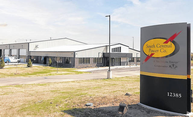 South Central Power Company's new Hillsboro Service Center is open for business Monday through Friday, from 8 a.m. to 5 p.m. starting Tuesday, May 11. The multi-million dollar facility is located at 12385 U.S. Route 50, east of Hillsboro near the S.R. 753 intersection just west of Rainsboro. SCP Communications Manager Mark Owen told The Times-Gazette that the new facility replaces South Central's service center located on Danville Pike in Hillsboro, which was constructed in the 1950s. South Central's phone number remains 1-800-282-5064, and the company can be found online at www.southcentralpower.com.