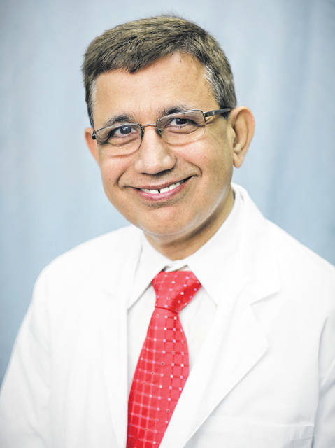 Effective June 1, the South Central Ohio Psychiatric Associates office and Dr. Ramesh Shivani will be relocating to Highland Health Providers Highland Family Medicine, located at the North High Business Center, 1487 N. High St., Suite 102, Hillsboro. Board vertified in psychiatry and geriatric psychiatry, and fellowship trained in addiction psychiatry, Shivani is accepting new patients into his practice. Patients who are scheduled with Shivani beginning June 1 will report to the new location. If you have any questions call the office at 937-393-5067.