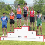 Whiteoak's Eyre places 4th in state