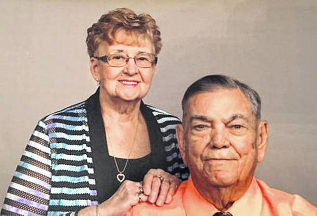 The family of James and Barbara Pierson will host an open house to celebrate their 65th wedding anniversary on Saturday, July 3 from 1-4 p.m. at the Harmony Lake shelter house located at Liberty Park, 201 Diamond Dr., Hillsboro.
