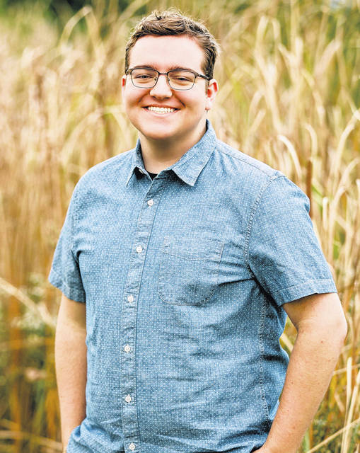 McClain student Tanner Hammond recently received a college degree before his high school diploma.