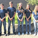 Lynchburg-Clay Envirothon team 2nd in state