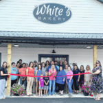 White's Bakery celebrates grand opening at new location with ribbon cutting