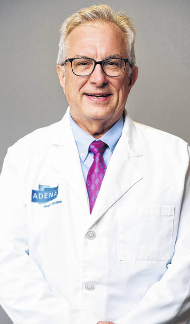 Greenfield's Dr. Richard Mizer has been named Family Physician of the Year by the Ohio Academy of Family Physicians.